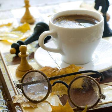 café com oculos