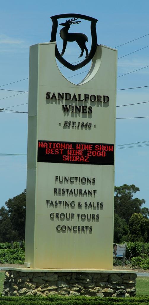entrada na Standford