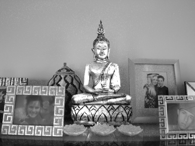 Destaque para o Buda!