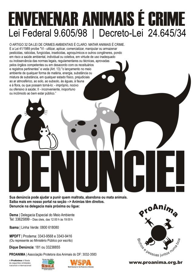 cartaz para afixar em caso ede envenenamento