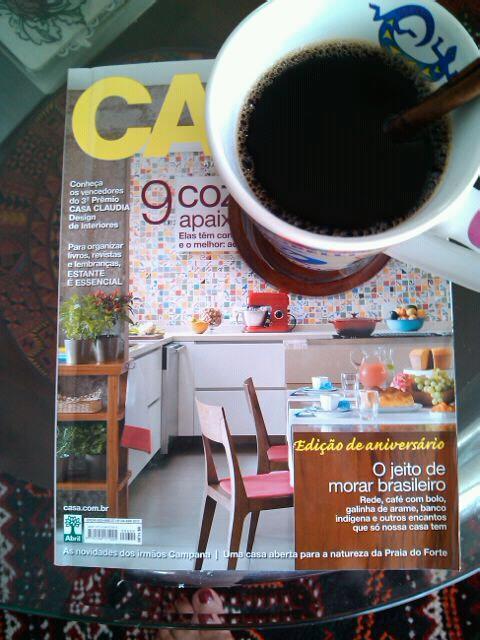 café com revista