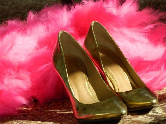 foto cinderela sapatos