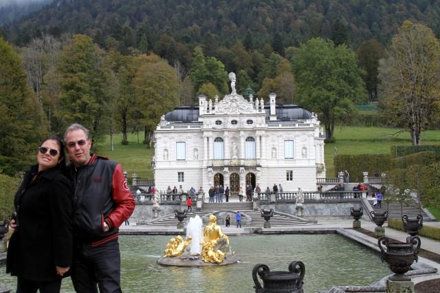 Palácio de Linderhof.