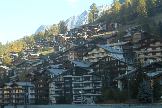 A cidade dos alpinistas. Zermat.