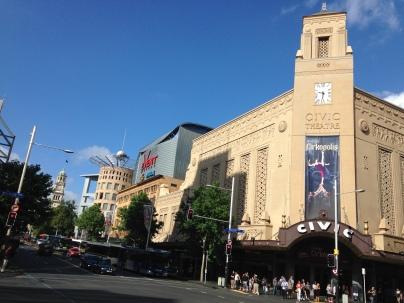 centro Auckland