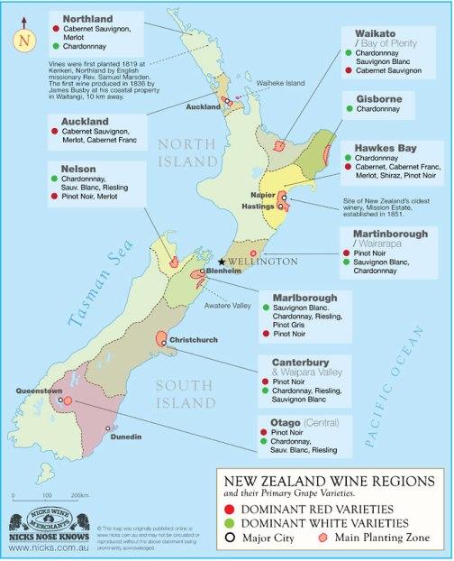 new-zealand-wine-regions